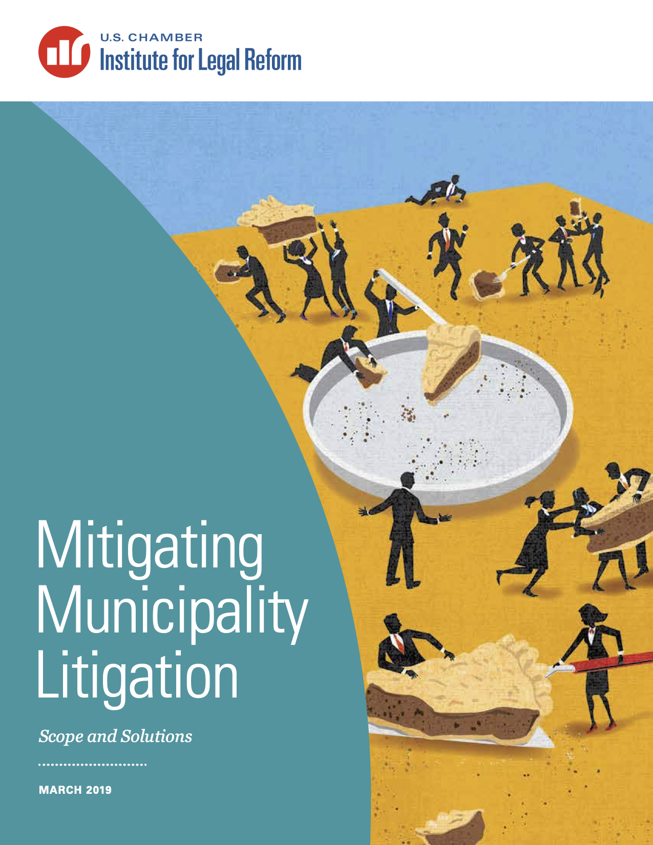 Mitigating Municipality Litigation Cover